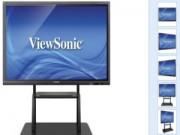 Công nghệ thông tin - ViewSonic trình làng màn hình 4K, cảm ứng 6 điểm đồng thời