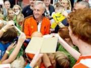 Bóng đá - Johan Cruyff – ngày ấy, bây giờ (Kỳ cuối)