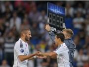"""Bóng đá - Chicharito ghi dấu ấn, Ancelotti tính """"trảm"""" Benzema"""