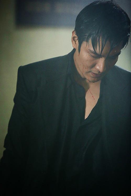 Lee Min Ho u sầu trong phim hành động mới - 2