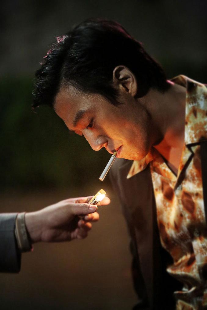 Lee Min Ho u sầu trong phim hành động mới - 3