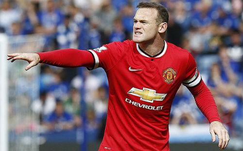 MU: Đã đến lúc Rooney nên ngồi dự bị - 1