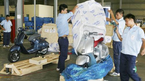 Xe tay ga đắt nhất thế giới bất ngờ về Việt Nam - 9