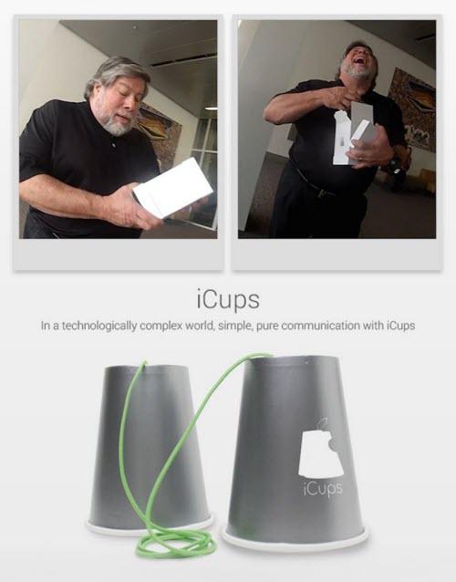Ý tưởng chiếc cốc trò chuyện giá 7 USD - 1