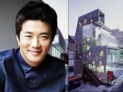 """Kwon Sang Woo  """" ra riêng """" , mua tòa nhà 6 triệu đô"""
