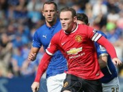 Bóng đá - MU: Đã đến lúc Rooney nên ngồi dự bị