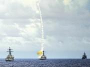 Tin tức trong ngày - Tên lửa Tomahawk bắt đầu dội xuống đầu IS ở Syria