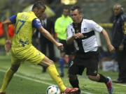 Bóng đá - Cú sút thần sầu của Cassano top 5 V3 Serie A