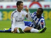 Ronaldo bật cao 2,6m đánh đầu đẹp nhất Liga V4