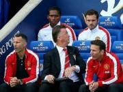 Bóng đá - Van Gaal bị cầu thủ chửi: Nội bộ M.U đang rối ren?