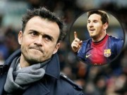 Bóng đá - Chiến hạm Barca: Thống soái Enrique & ngòi nổ Messi