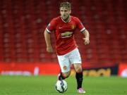 Bóng đá - Hàng thủ MU: Chờ cứu cánh Luke Shaw