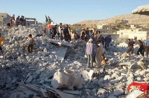 Tấn công IS ở Syria, Mỹ đang vi phạm luật quốc tế? - 4