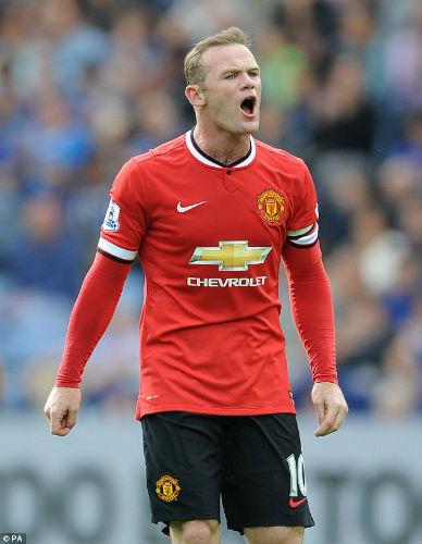 Rooney phản ứng dữ dội trước những lời chỉ trích - 1