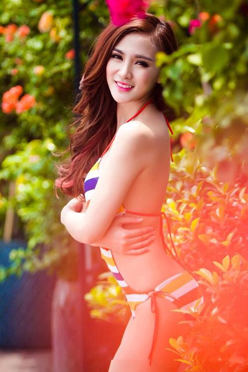 Những hot girl Đà Lạt xinh đẹp nổi tiếng trên mạng - 3