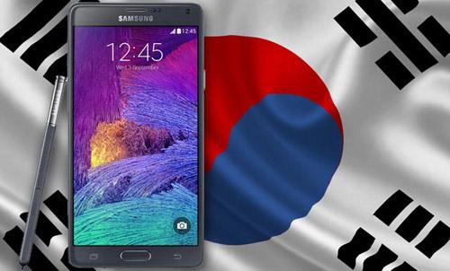 Galaxy Note 4 phải phát hành sớm do sức ép từ Apple - 1