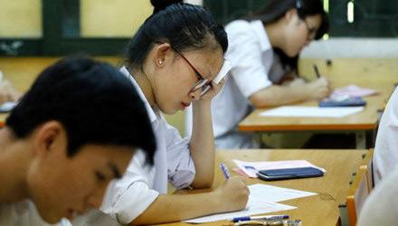 Kỳ thi chung quốc gia: Có thể trượt tốt nghiệp nhưng đỗ ĐH? - 1