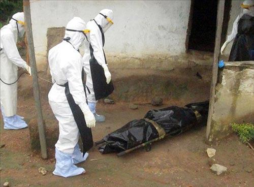 Số phận hàng trăm trẻ em mồ côi vì virus Ebola - 2