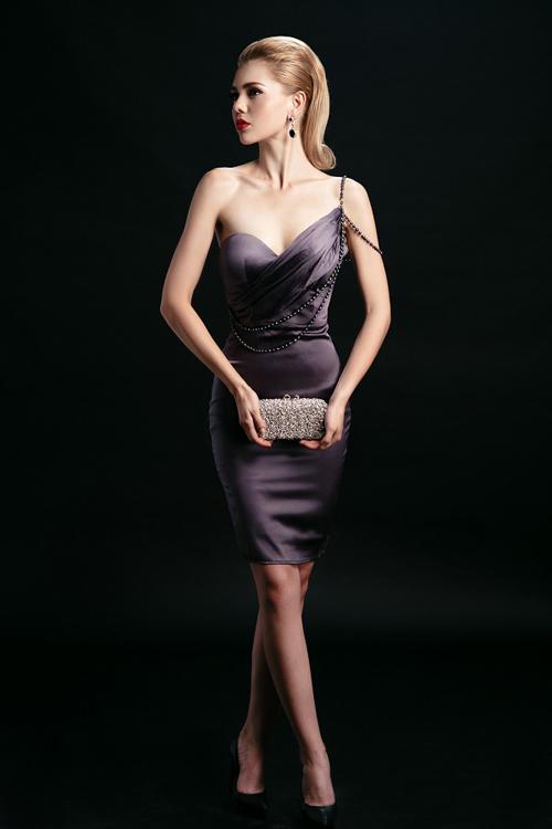 Ngắm những chiếc váy hở lưng siêu gợi cảm mùa này - 7