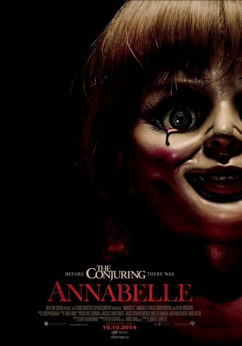 Bật mí những câu chuyện kỳ bí về Búp bê ma Annabelle - 3