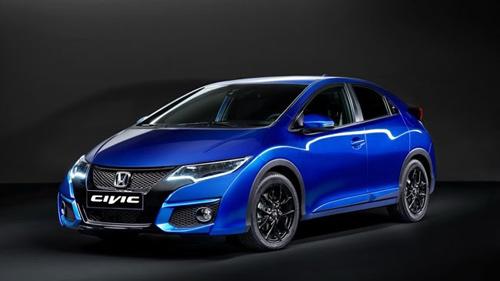 Honda Civic 2015 ra mắt, thêm bản Sport - 1