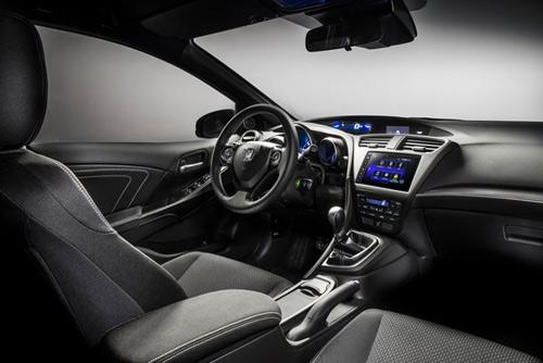 Honda Civic 2015 ra mắt, thêm bản Sport - 11