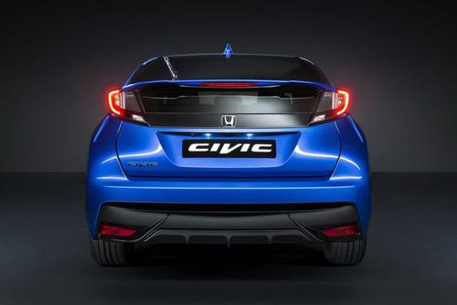 Honda Civic 2015 ra mắt, thêm bản Sport - 5