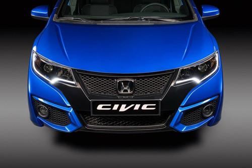 Honda Civic 2015 ra mắt, thêm bản Sport - 6