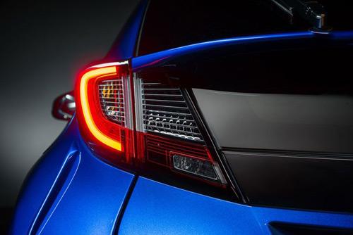 Honda Civic 2015 ra mắt, thêm bản Sport - 9