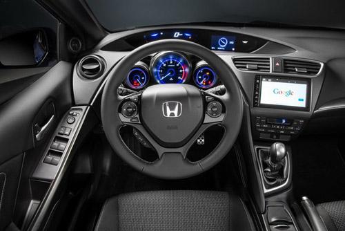 Honda Civic 2015 ra mắt, thêm bản Sport - 10