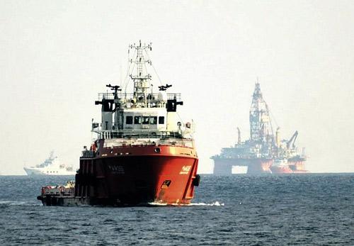 Philippines: TQ sắp kéo giàn khoan trở lại Biển Đông - 2