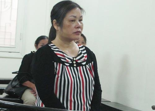 Đường vào tù của nữ công an sau khi bị đuổi khỏi ngành - 1