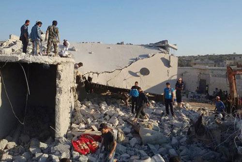Nhiều lãnh đạo IS thiệt mạng vì bom và tên lửa Mỹ - 1