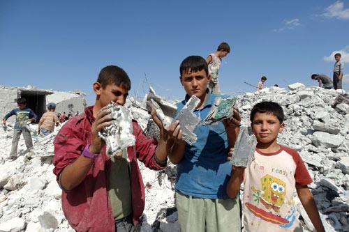 Nhiều lãnh đạo IS thiệt mạng vì bom và tên lửa Mỹ - 2