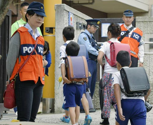 Nhật Bản: Chấn động vụ chặt xác bé gái 6 tuổi - 2
