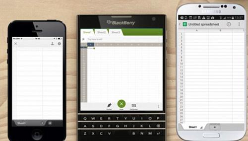 Trình làng BlackBerry Passport màn hình 4,5 inch, giá hấp dẫn - 4