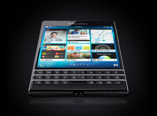 Trình làng BlackBerry Passport màn hình 4,5 inch, giá hấp dẫn - 3