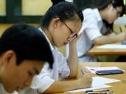 Giáo dục - du học - Kỳ thi chung quốc gia: Có thể trượt tốt nghiệp nhưng đỗ ĐH?