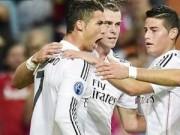 """Bóng đá - Real & """"tuần lễ vàng"""": Đâu chỉ có siêu Ronaldo"""