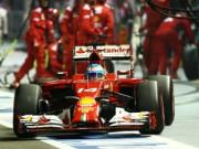 Thể thao - Singapore GP – Phía sau vạch đích (P2)