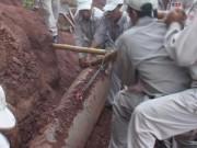 Tin tức trong ngày - Quảng Trị: Phát hiện quả bom 500kg sau trận mưa lớn