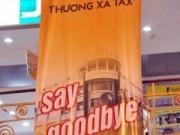 Tin tức trong ngày - Chùm ảnh: Ngày cuối cùng của Thương xá Tax