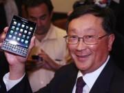 Thời trang Hi-tech - Trình làng BlackBerry Passport màn hình 4,5 inch, giá hấp dẫn