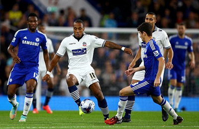 TRỰC TIẾP Chelsea - Bolton: Tấn công dồn dập (KT) - 5