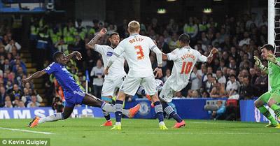 TRỰC TIẾP Chelsea - Bolton: Tấn công dồn dập (KT) - 6