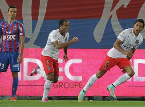 Caen - PSG:  Vũ điệu samba lên tiếng - 1