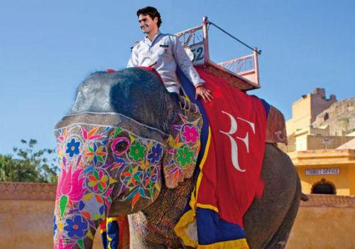 """Federer phấn khích vì fan cho """"du lịch ảo"""" ở Ấn Độ - 5"""