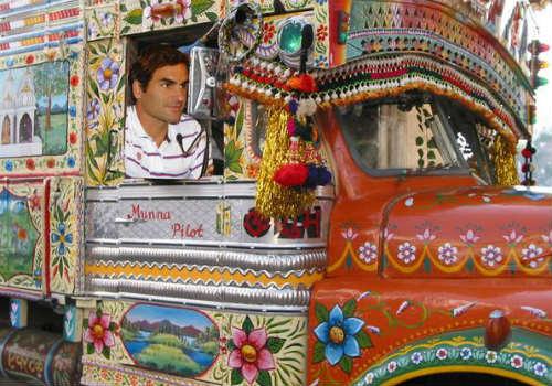 """Federer phấn khích vì fan cho """"du lịch ảo"""" ở Ấn Độ - 8"""