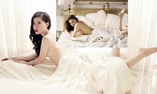 """Ảnh nude của sao Việt là """"hàng nhái"""" - 6"""