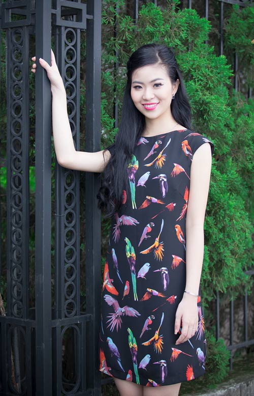 Ngắm ảnh đẹp của thí sinh Hoa hậu VN phía Bắc - 2